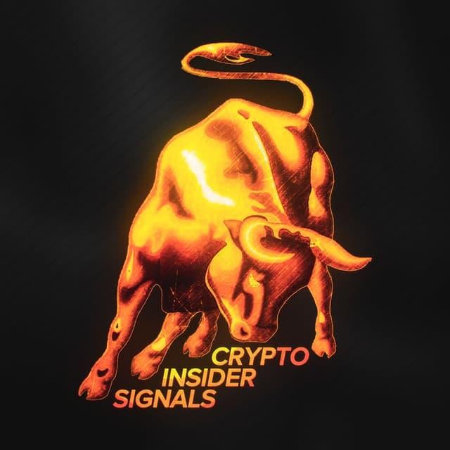 Телеграм канал — Crypto Insider Signals