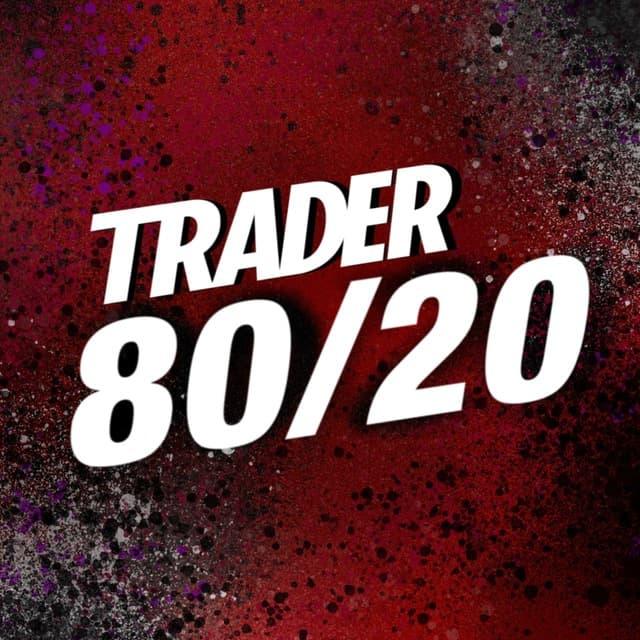 Телеграм канал — Trader 80/20