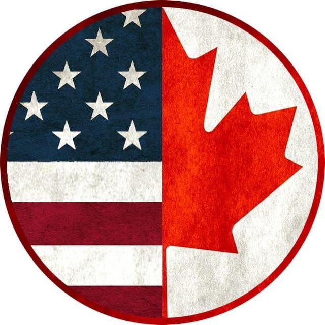 Телеграм канал — North America