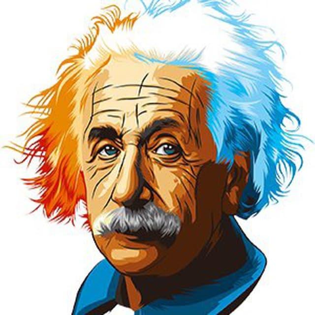 Телеграм канал — Усы Эйнштейна
