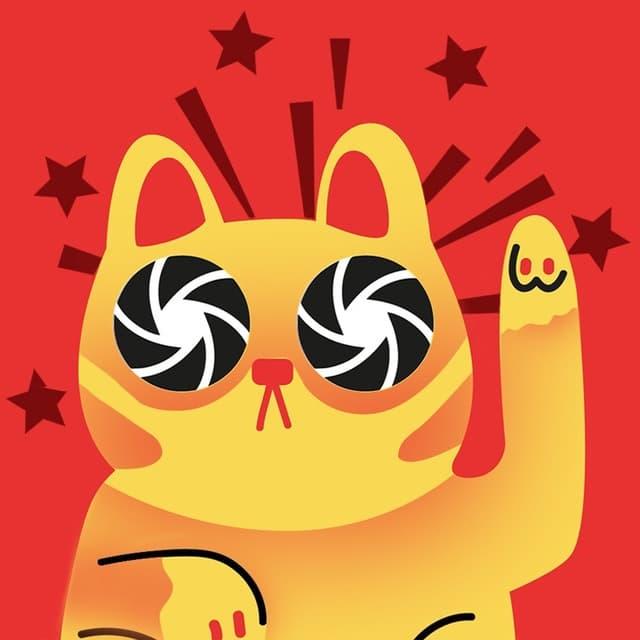 Телеграм канал — Китайский плакат