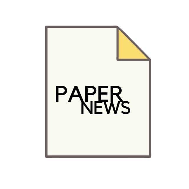 Телеграм канал — Paper News
