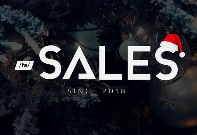 💳 /fa/ sales — скидки на одежду