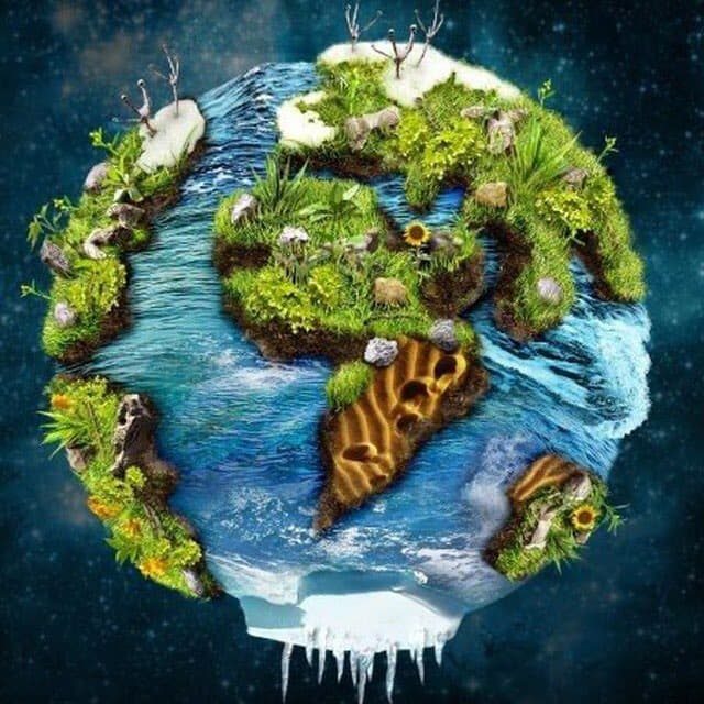 Телеграм канал — Опасная Земля