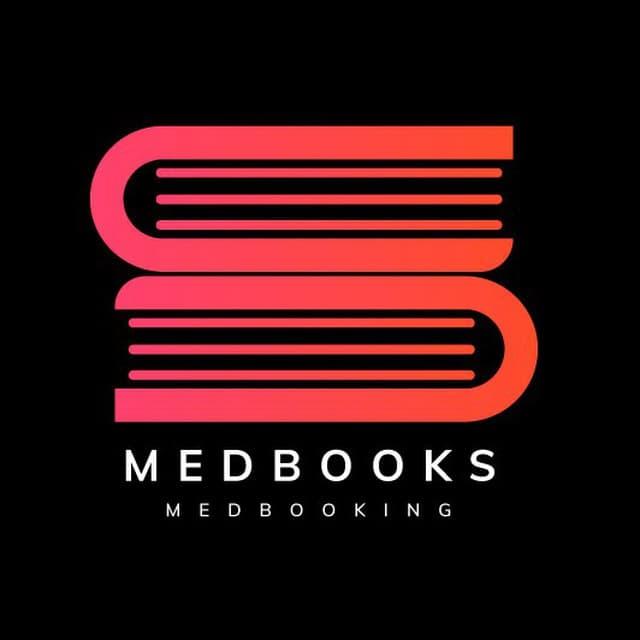 Телеграм канал — Medbooks Medbooking®️