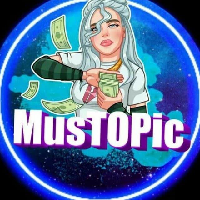 Телеграм канал — MusTOPic   Myzika320   Music   Музыка