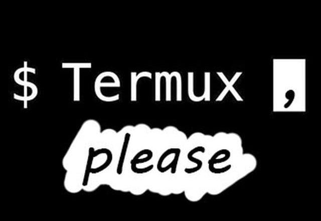 Termux, please