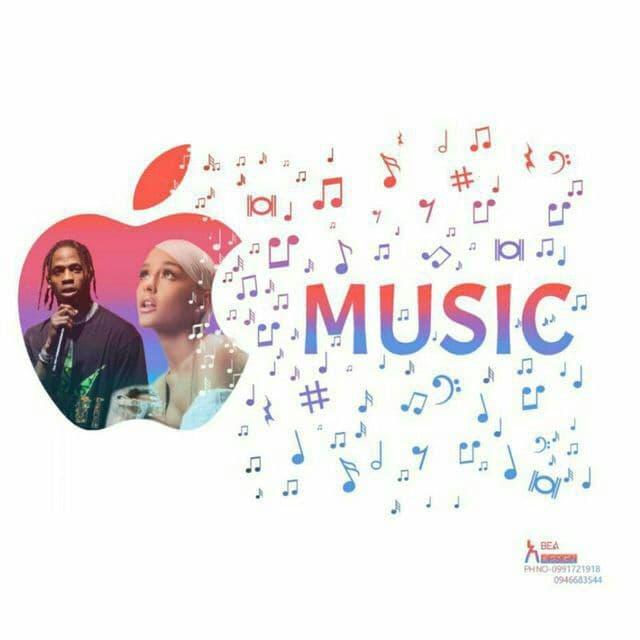 Телеграм канал — Apple Music™