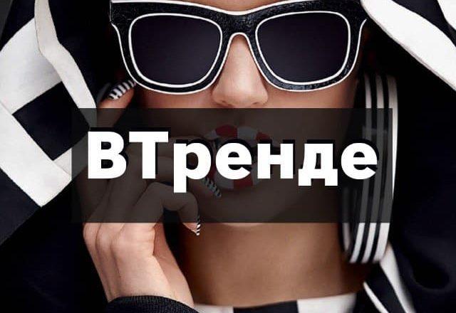 Модная   Стильная   В тренде