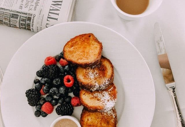 Завтраки по четвергам и не только