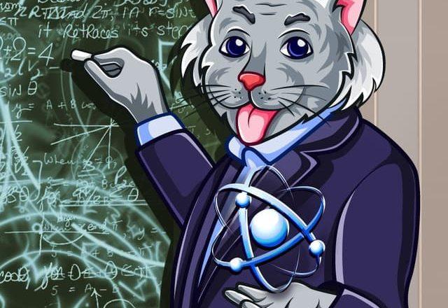 Наука для Котиков 🔭🐈