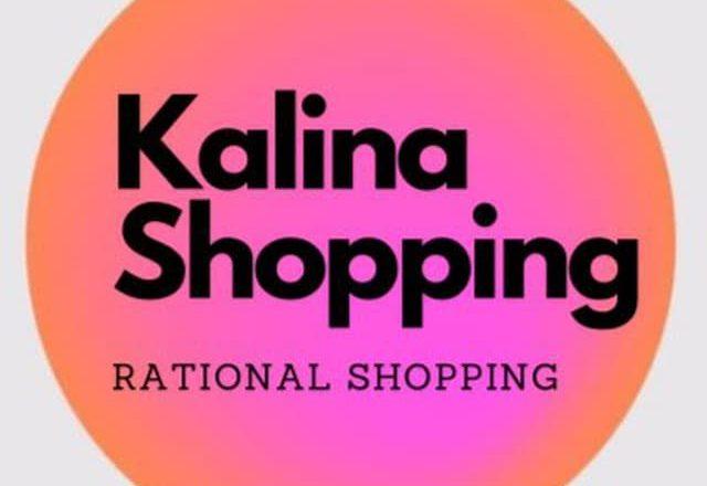 Kalina shopping